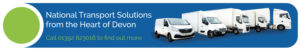 devon based delivery companies