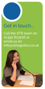 str logistics 01392 823016