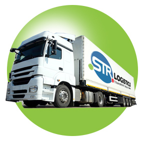 Logisitics Company - STR are National Company based in Exeter, Devon